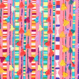 Monaluna Festival Tassles Pink