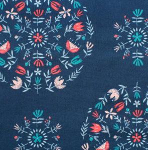 Art Gallery Fabrics Meriwether Meadow Mandala Slumber