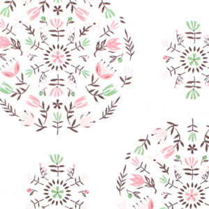 Art Gallery Fabrics Meriwether Meadow Mandala Awaken