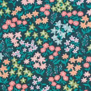 Art Gallery Fabrics Meriwether Forget Me Not Hideaway
