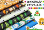 Cloud9 Fabrics Ed Emberley Favorites Collection