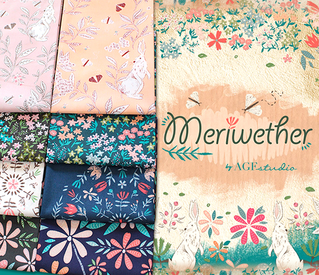Art Gallery Fabrics Meriwether Collection 入荷