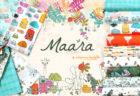 Art Gallery Fabrics Maara Collection by Alexandra Bordallo