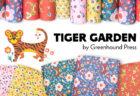 Paintbrush Studio Fabrics Tiger Garden Collection by Green Hound Press