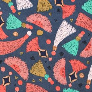 Cloud9 Fabrics Forest Jewels 222301 Tawny Tassels