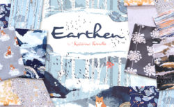 Art Gallery Fabrics Earthen Collection by Katarina Roccella