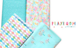 Art Gallery Fabrics Playroom Collection by Mister Domestic