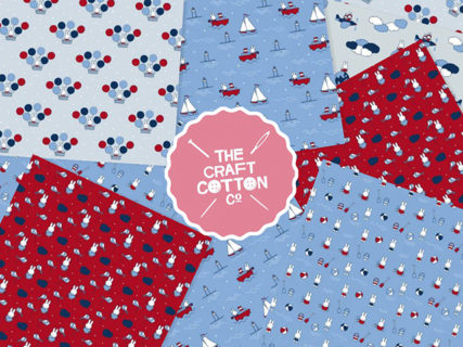 Craft Cotton Company Miffy Holiday Collection