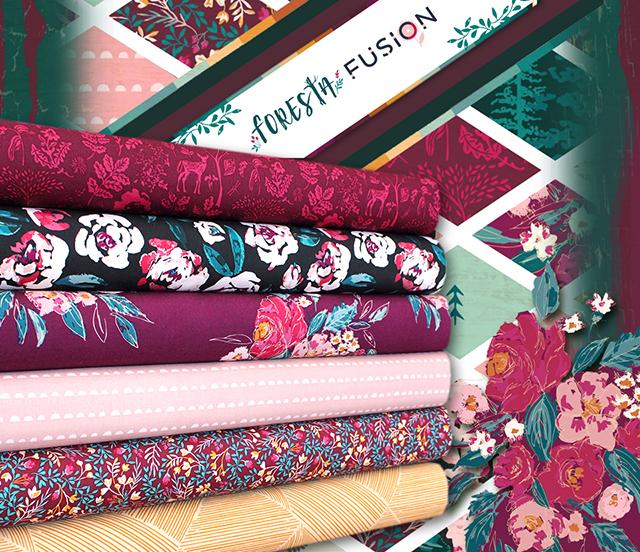 Art Gallery Fabrics Foresta Fusion 入荷