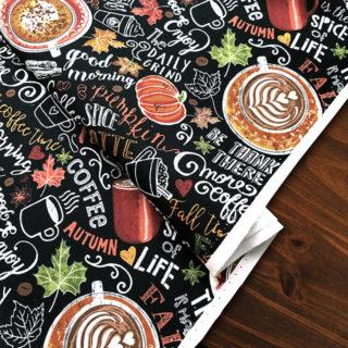Timeless Treasures Pumpkin Spice C7034-PSL Latte