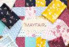 Art Gallery Fabrics Mayfair Collection by Amy Sinibaldi
