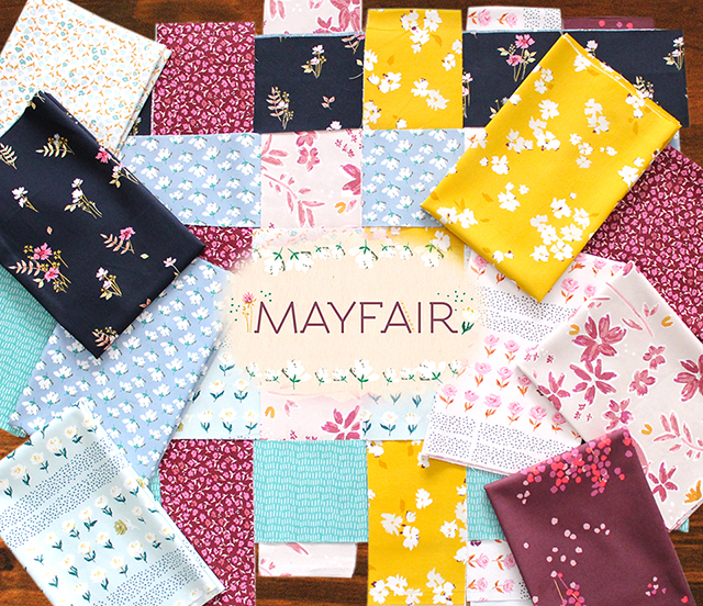Art Gallery Fabrics Mayfair Collection 入荷
