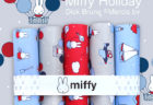The Craft Cotton Company Miffy Holiday Collection