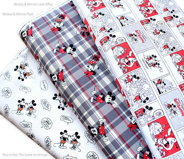 Springs Creative / Disney Mickey & Minnie