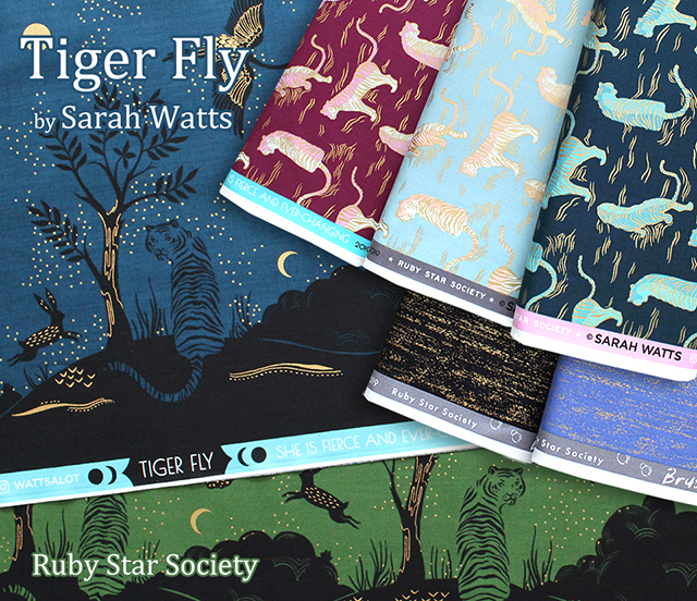 Ruby Star Society Tiger Fly Collection 入荷