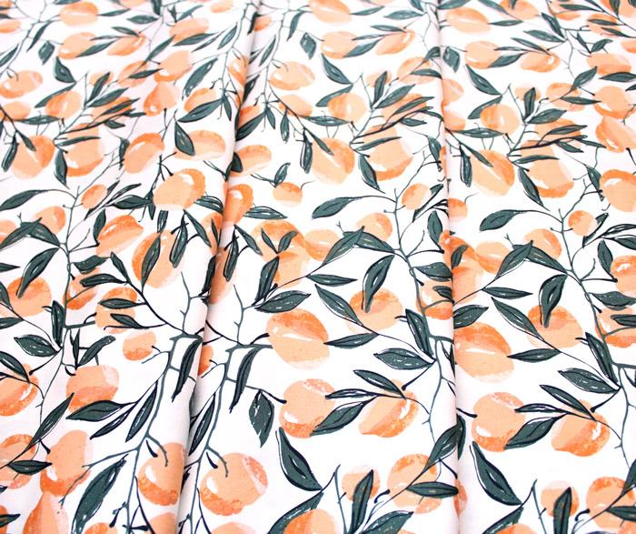 Art Gallery Fabrics Her & History Leo's Orchard