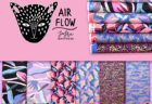 Ruby Star Society Airflow Collection by Sasha Ignatiadou