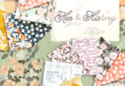 Art Gallery Fabrics Her & History Collection by Bonnie Christine