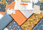 Cloud9 Fabrics Lisbon Square Collection by Heather Moore (Skinny laMinx)