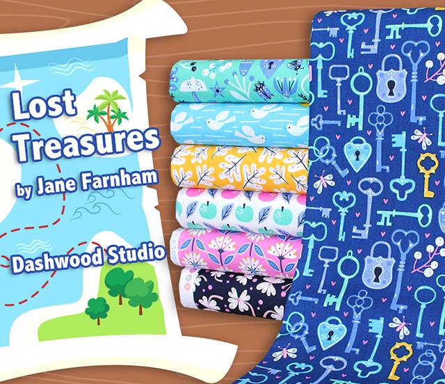 Dashwood Studio Lost Treasures Collection 入荷