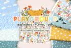 Windham Fabrics Playground Collection by Dylan Merzwinski