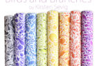 Cloud9 Fabrics Birds and Branches Collection by Kirsten Sevig
