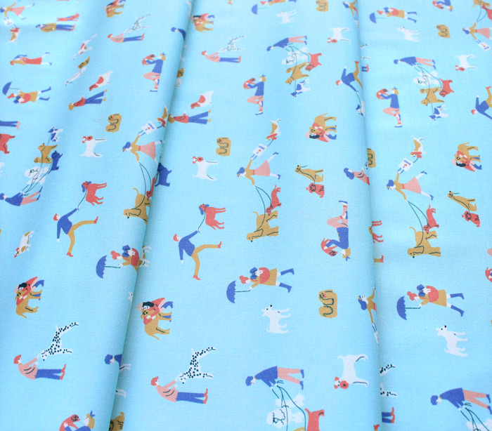 Paintbrush Studio Fabrics Best in Show 120-21552 Dog Owners