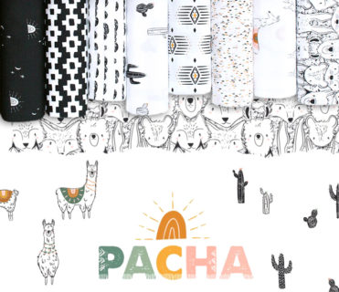 Art Gallery Fabrics Pacha Collection by AGF Studio