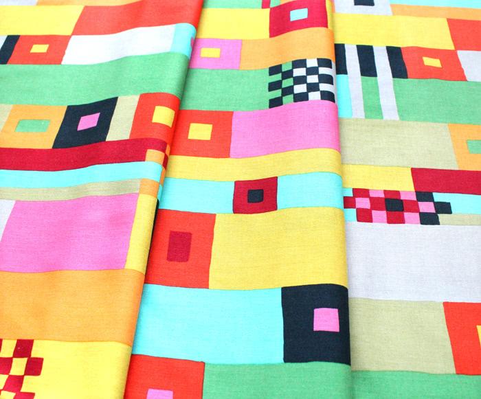 Michael Miller Fabrics Atelier DC8682-CHER Color Fields Cherry