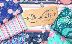 Art Gallery Fabrics Flowerette Collection by AGF Studio