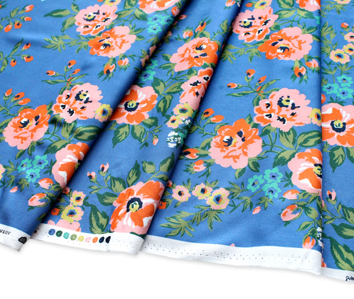 Cloud9 Fabrics Rayon 2020 Sweet Rose 226961