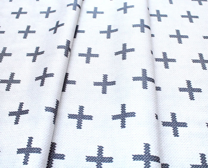 Art Gallery Fabrics Hooked Chain Stitch Crosses