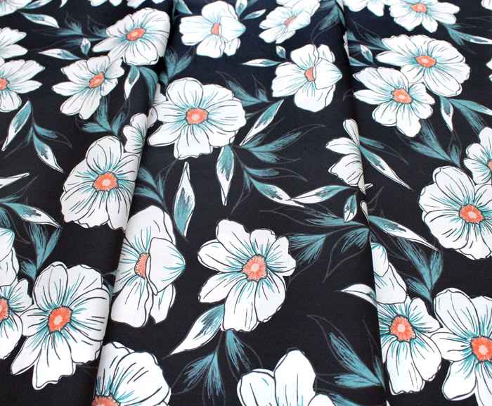 Art Gallery Fabrics Luna & Laurel Tinted Blooms