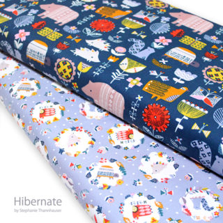 Dashwood Studio Hibernate by Stephanie Thannhauser