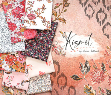 Art Gallery Fabrics Kismet Collection by Sharon Holland
