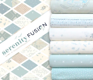 Art Gallery Fabrics Serenity Fusion Collection by AGF Studio