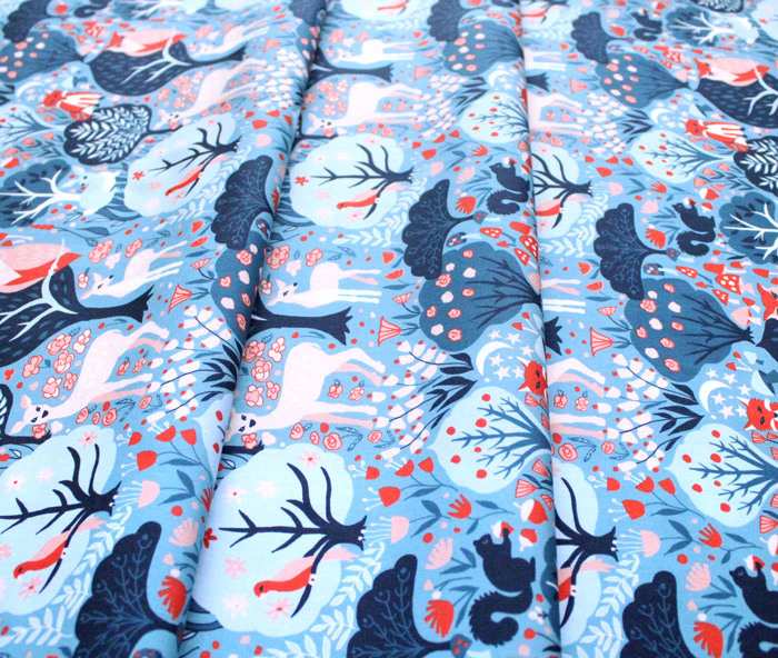 Monaluna Modern Love ML-01 Twilit Forest