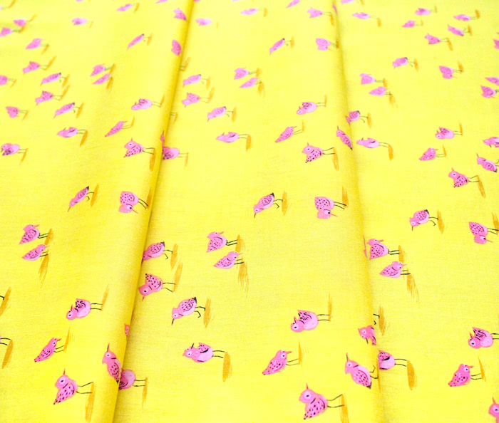Windham Fabrics Malibu 52149-12 Piper Yellow