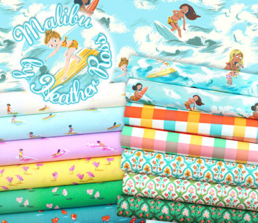 Windham Fabrics Malibu Collection by Heather Ross
