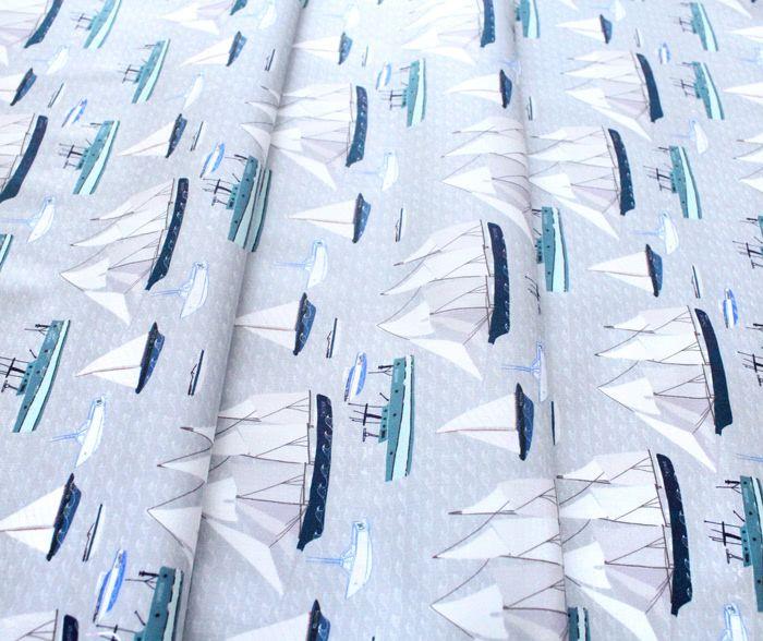 Moda Fabrics Lakeside Story 13352-15 Lake Effect