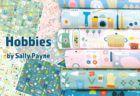 Dashwood Studio Hobbies Collection by Sally Payne