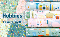 Dashwood Studio Hobbies Collection by Sally Payne