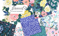 Cloud9 Fabrics Perennial Collection by Cassidy Demkov