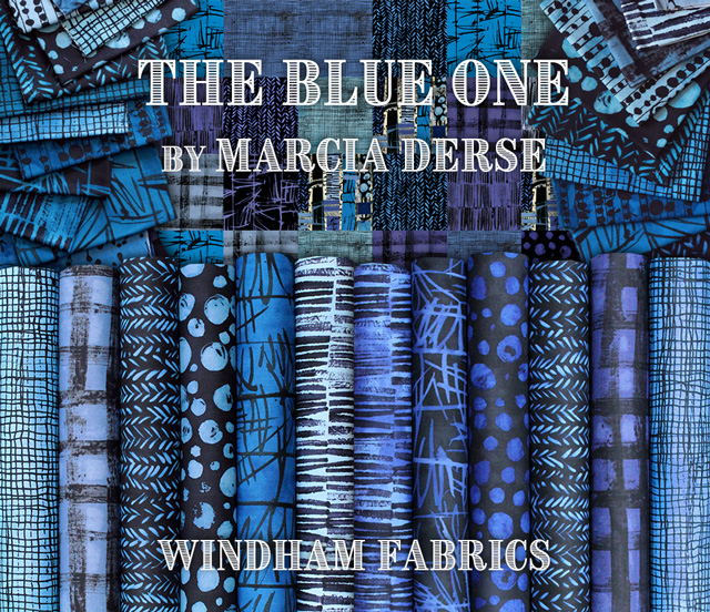 Windham Fabrics The Blue One Collection 入荷