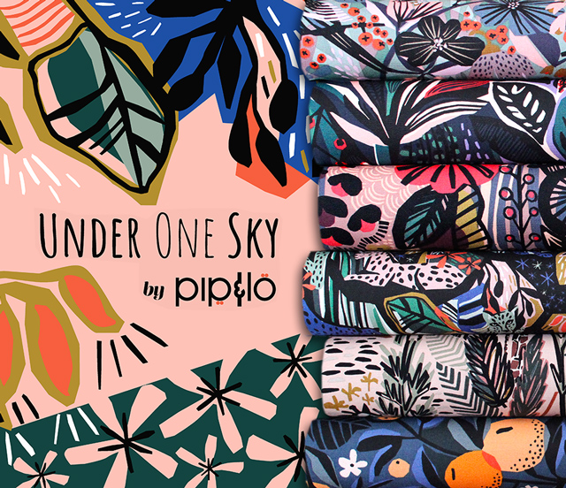 Cloud9 Fabrics Under One Sky Collection 入荷