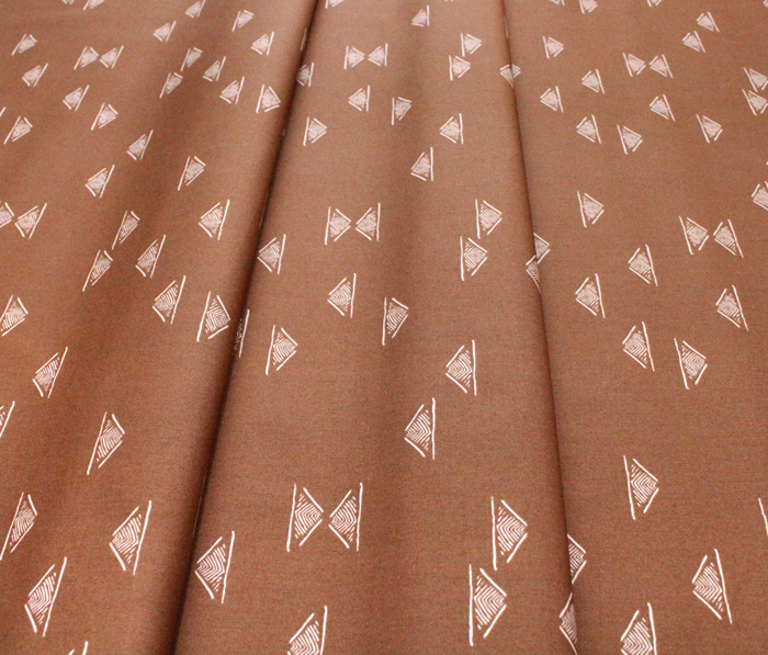 Art Gallery Fabrics Homebody Domestic Charm Walnut