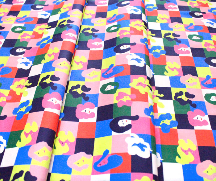 Paintbrush Studio Fabrics Rebel Girl 120-21851 Girl Gang