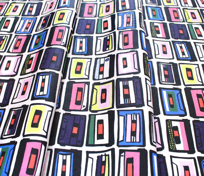 Paintbrush Studio Fabrics Rebel Girl 120-21850 Demo Tape
