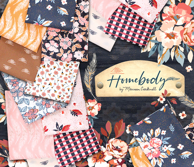 Art Gallery Fabrics Homebody Collection 入荷