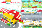Moda Fabrics On The Go Collection by Stacy Iest Hsu